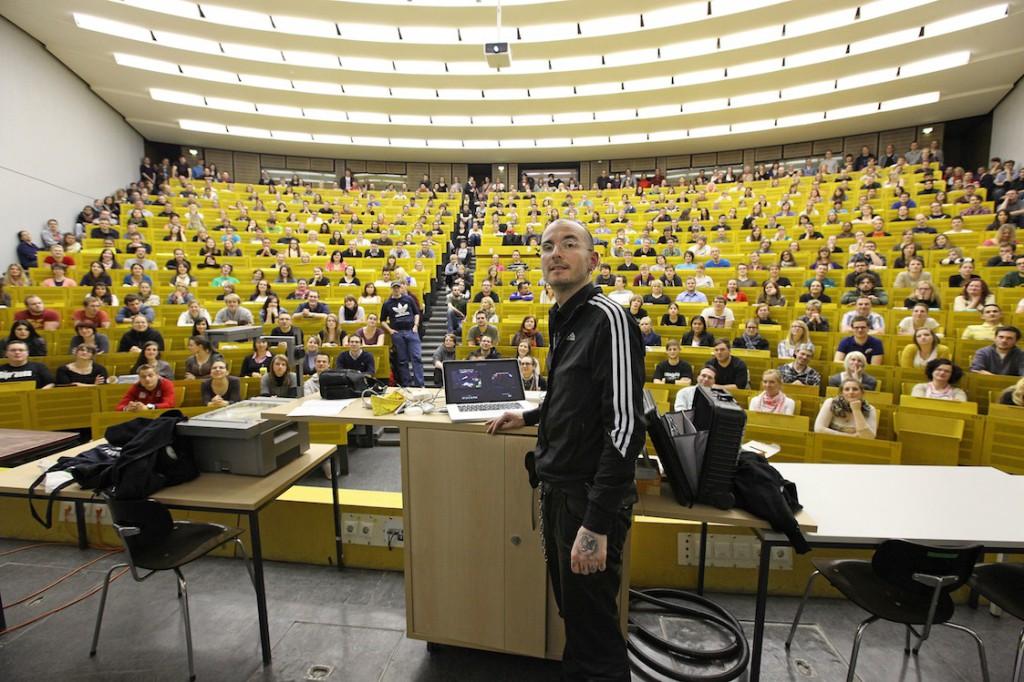 2013WS_Vortrag_Universitaet_Benecke