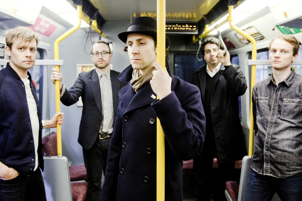 Interview mit Maximo Park