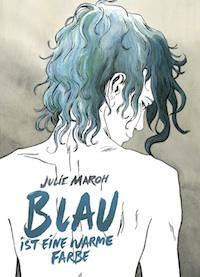 Graphic Novel_Blau_ist_eine_Warme_Farbe_frontcover
