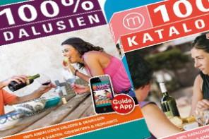 GEWINNEN: Die neuen 100% Travelguides & Cityguides