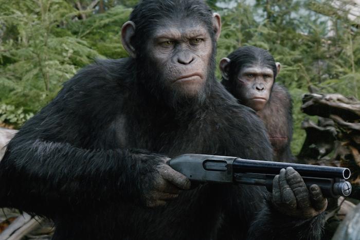 Neu im Kino: Planet der Affen: Revolution