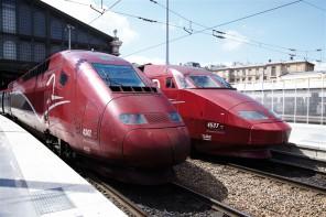 SLIK im Lovetrain: Mit Thalys und 1LIVE in die Stadt der Liebe