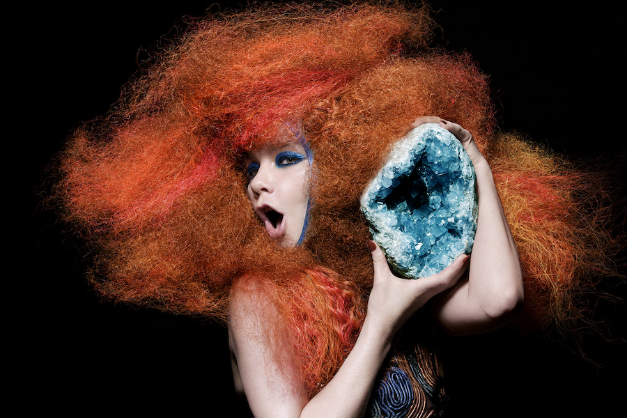 03-bjork_press_boop_lores Copyright 2011 Inez and Vinoodh Image courtesy of Wellhart One Little Indian Kopie
