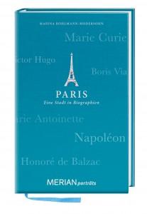 Cover MERIAN portraets Paris