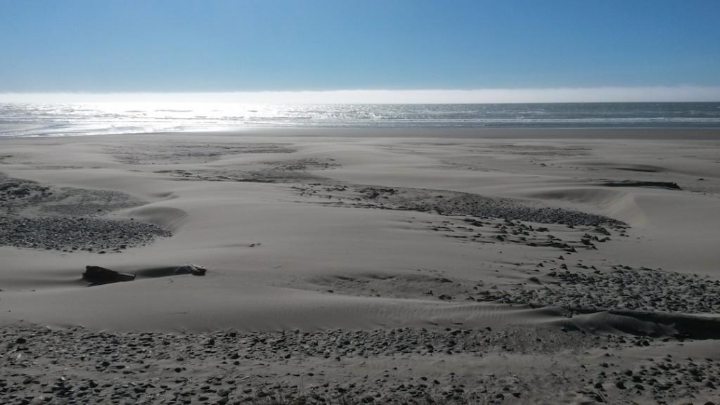 Die Dünenlandschaft der Oregon Coast