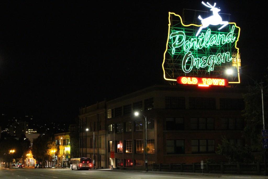 Amerikas Westküste in 3 Wochen, Teil 2: Portland & Oregon Coast