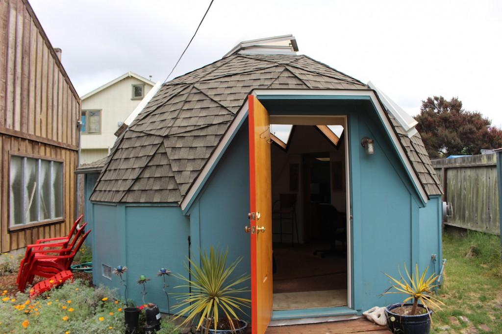 Wohne lieber ungewöhnlich mit Airbnb: Unsere Unterkunft in Berkeley