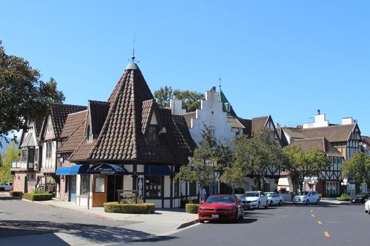 Solvang: Dänemark in Kalifornien