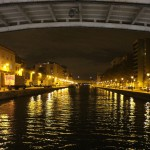 Paris ohne Touristen, Teil 2: Am Canal Saint-Martin