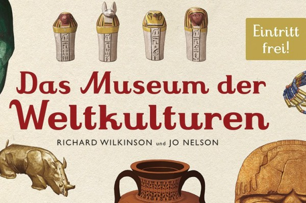 Das Museum der Weltkulturen von Jo Nelson