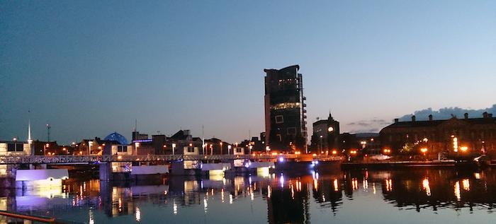 Belfast Nacht