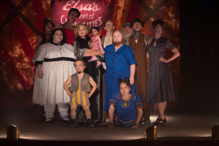 Neu auf DVD: American Horror Story –  Season 4: Freak Show