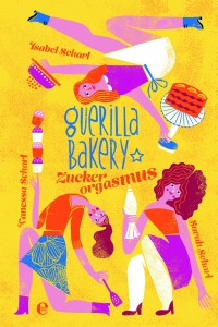 Guerilla Bakery_Edel Books_Cover