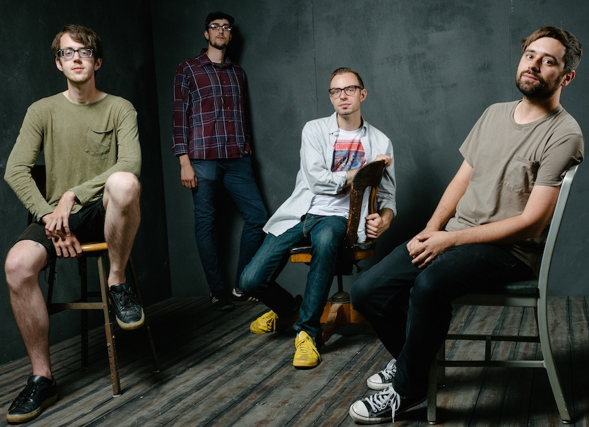 Cloud Nothings - Press Shot