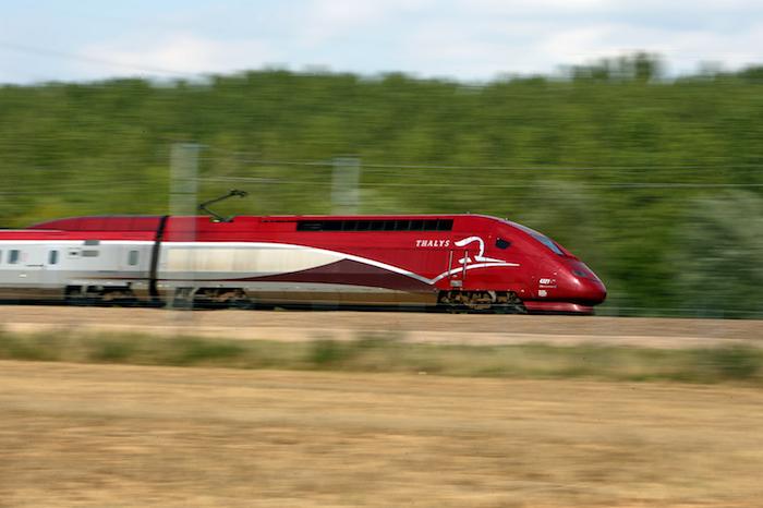 Gewinne Thalys-Tickets nach Paris!