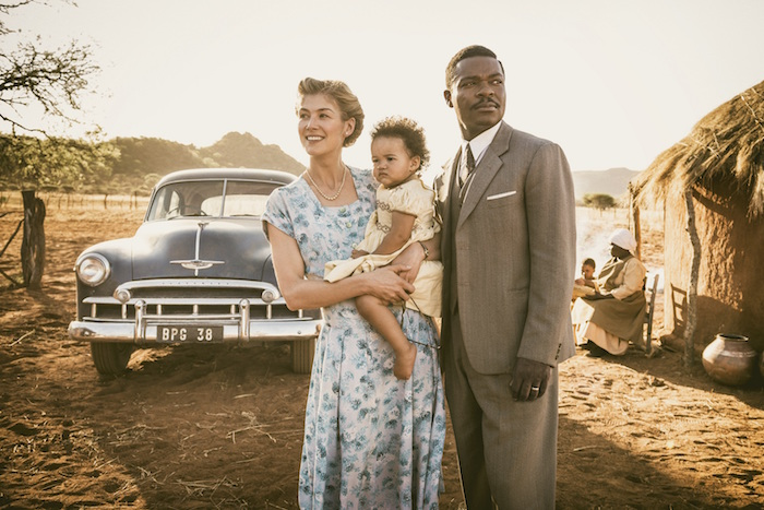 Neu im Kino: A United Kingdom