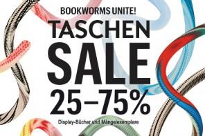Sommer-Sale bei TASCHEN & Verlosung