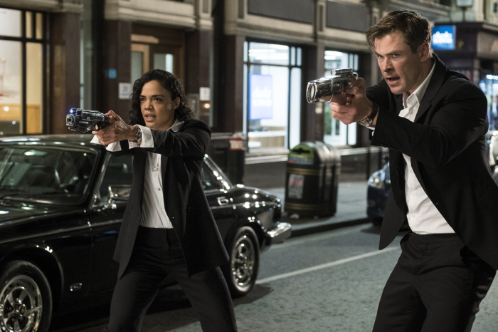 Neu im Kino: Men in Black: International