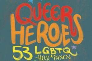 Buchtipp: Queer Heroes